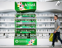 Shopper Marketing - Activia