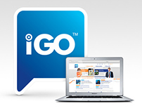 iGO Website Redesign