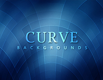 20 Curve Backgrounds - 02 Styles - $3