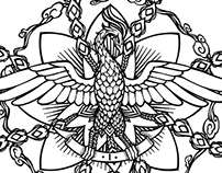 White Phoenix Emblem