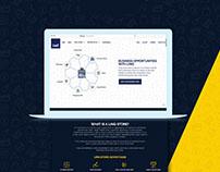 LinQ Stores Website