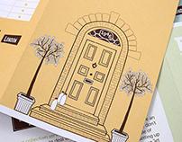 Andrews Estate Agents – Marketing Leaflets