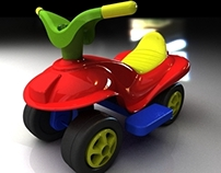 QUADRICYCLE - JUGUETOYS