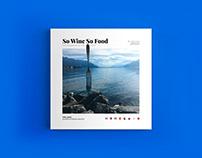 So Wine So Food Magazine - September issue