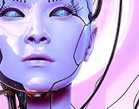 Cyborg Workshop for Advanced Photoshop Magazine