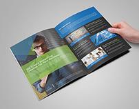 Corporate Brochure Template- Multipurpose