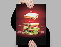 OMD Hong Kong - Sandwich