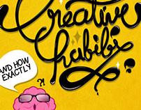 """""""Khalik creative habibi"""""""