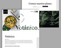 Votánico Nutrición