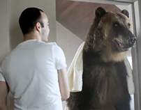 "Gol TV - ""Bear & Iniesta"""