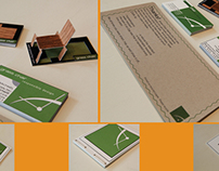 Grass Chair Packaging and Marketing Materials