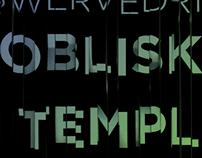 Oblisk poster