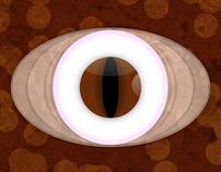 Eye follow you