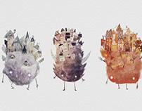 Monsters design