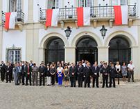 Faro sessão solene no salão Nobre dia 07-09-2012