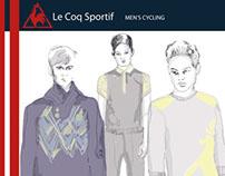 LE COQ SPORTIF - MEN'S CYCLING