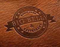 BIG BELLY- logo