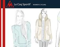 LE COQ SPORTIF - WOMEN'S CYCLING