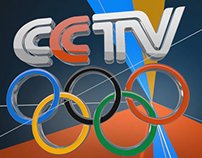 CCTV BROADCAST GRAPHICS - LONDON 2012