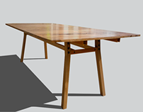 The Core System Table by Strand Design