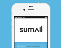 SumAll iPhone App