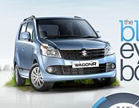 Maruti Suzuki WagonR - Official Website