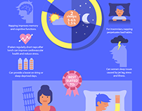 Infographic: 4 Alternative Sleeping Cycles
