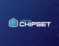 Casa do Chipset - Brand Redesign