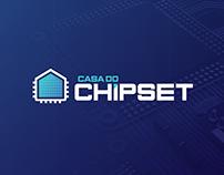 Casa do Chipset - Brand Redesign