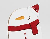 Breadtalk 2015 Christmas