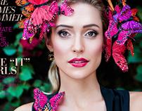 Modeliste Mag - Kristin Cavallari