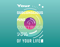 Your subconscious mind controls 95% of your life