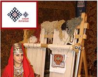 Armenian carpet logo