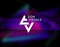 Eon Visuals / Icons & Website Backgrounds Design