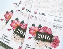 2016 Calendar # 2