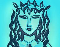 Mermaid Lounge logo