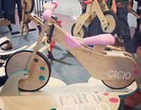 Biciclo - MiniCliclo