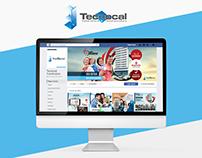 Tecnocal - Rede Social