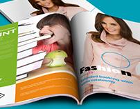Magazine selection