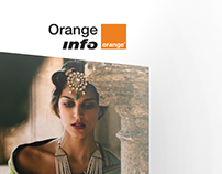Orange Info Channel