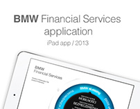 BMW Financial Services application