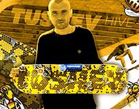 TUSHEV Hive promodel