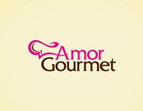 Logotipo Amor Gourmet