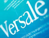 VERSALE - Customize Typography