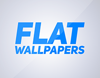 Flat Wallpaper Designs