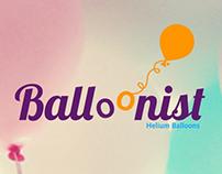 Brand Identity Design | The Balloonist.