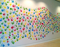 Children's Wall - Kauffman Center of Performing Arts