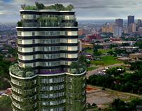Vertical Garden (3D)
