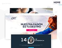 Web Design - Concepto visual