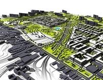 CATIA GREEN: Nueva propuesta urbana